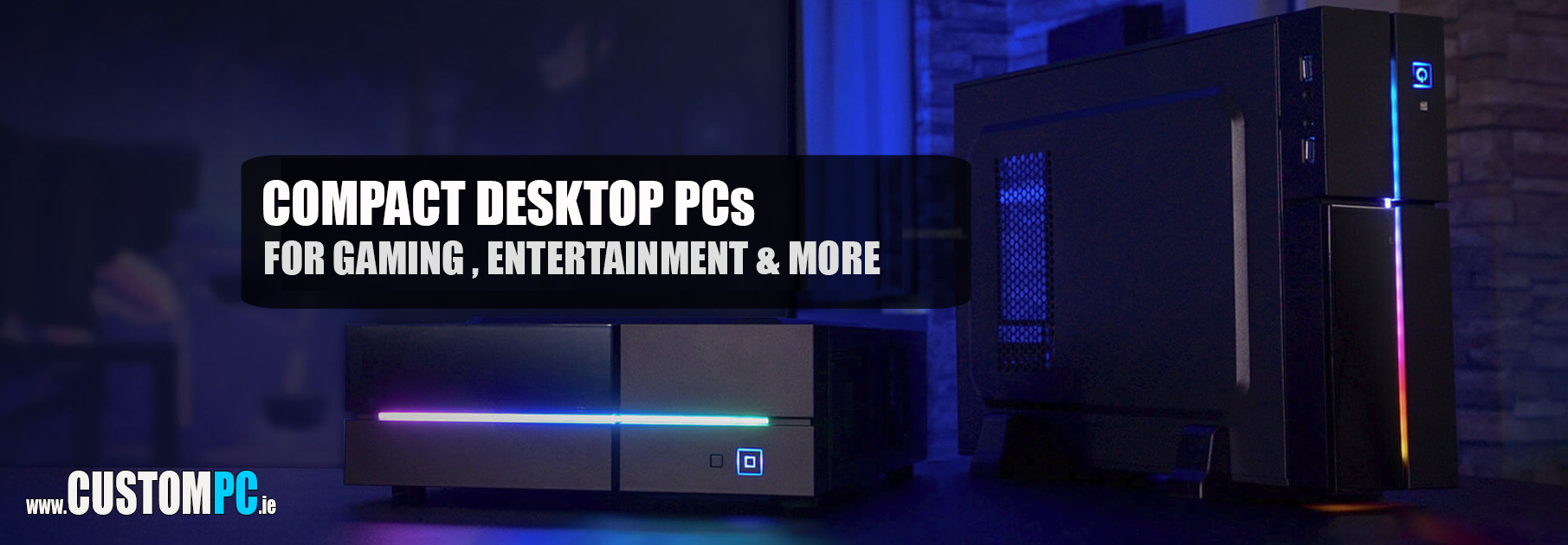 Intel SFF Gaming PCs
