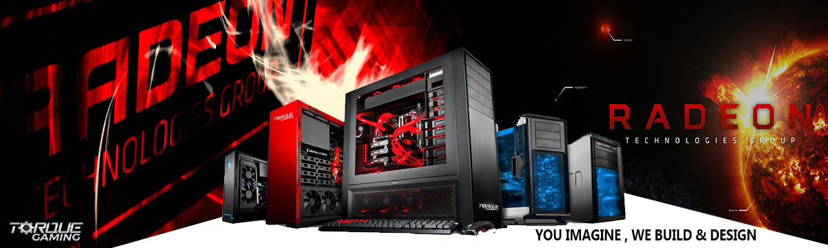 AMD Radeon Gaming PCs