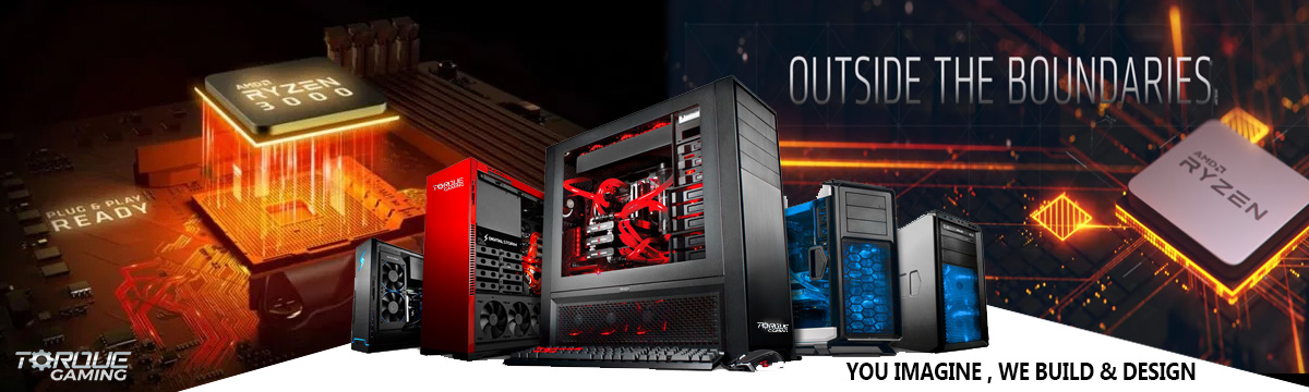 AMD RYZEN 7 Gaming PCs
