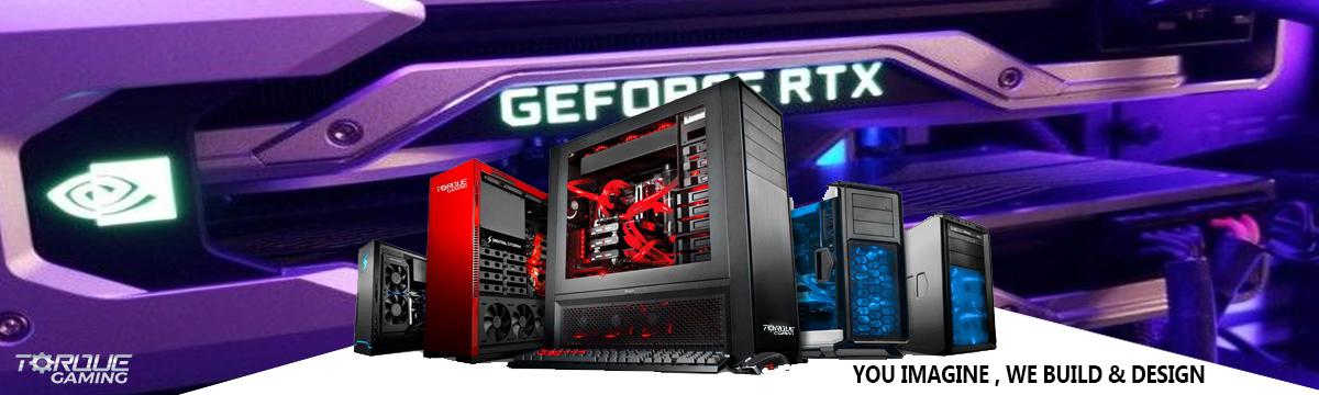 Dual Graphics Extreme PCs