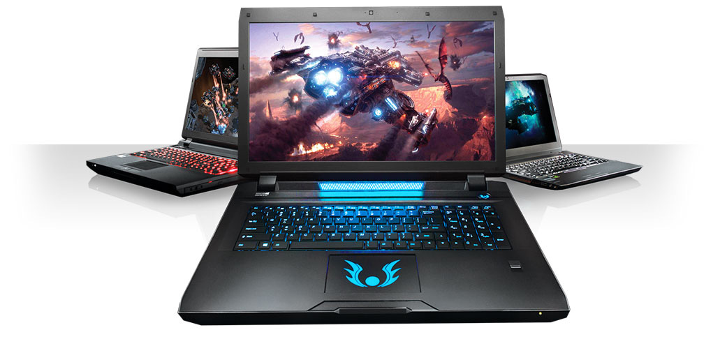 Custom TorQue Laptops