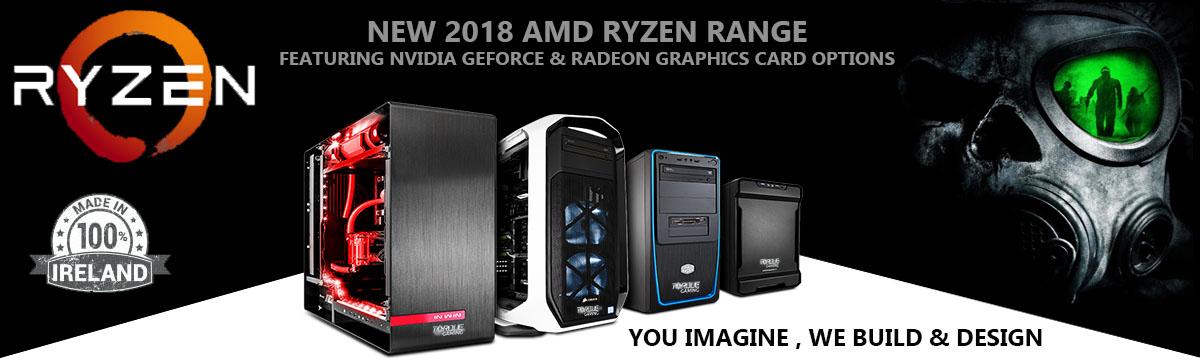 AMD Ryzen 3 Gaming PCs