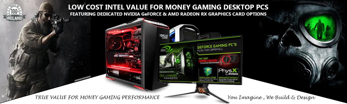 Intel Core i5 Gaming PCs