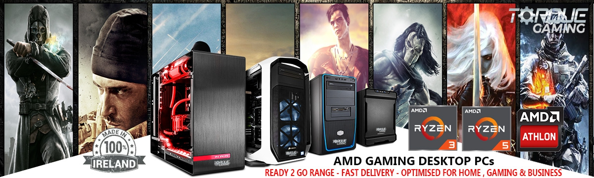 Ready 2 Go - AMD Gaming PCs
