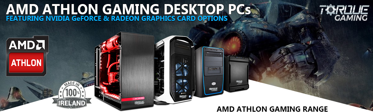 AMD Athlon X4 Gaming PCs