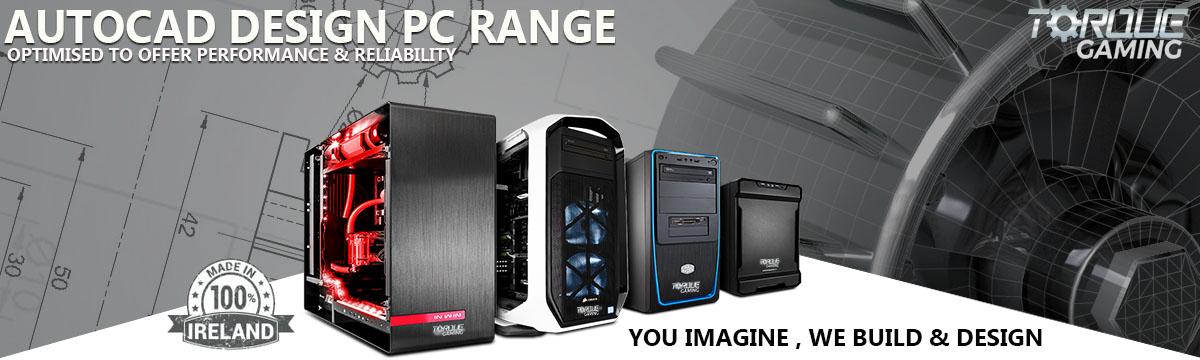 AutoCad Desktop PCs