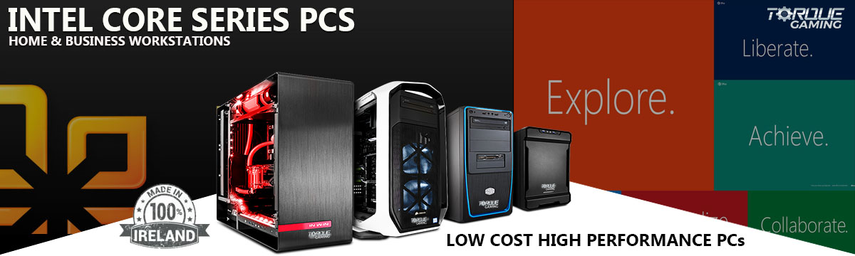 Intel Core Workstations