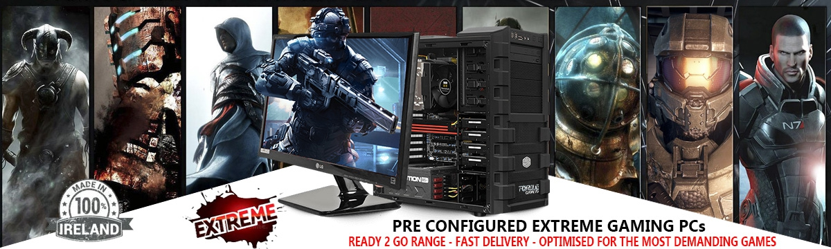 Ready 2 Go -  Extreme Gaming PCs