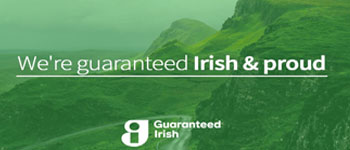 Guaranteed Irish Mark